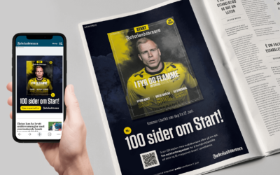 Salgskampanje for Startmagasinet